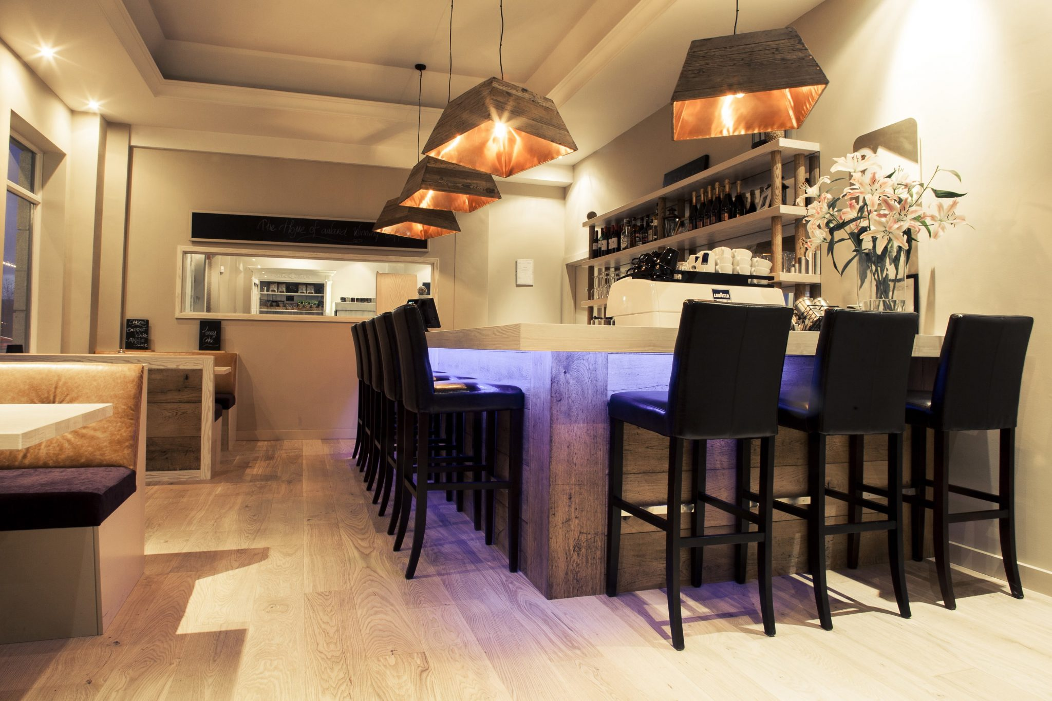Muse Guernsey - Interior by Bonsai